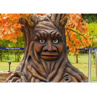 China Artificial Lifelike Funny Animatronic Talking Tree For Theme / Amusement Park on sale