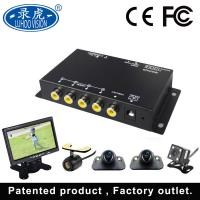 Quality Custom Made 4 Channel Car DVR Recorder With Automatic Identification System wholesale