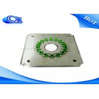 China 4 Coil Spring Fiber Optic Components / Optic Fiber Polishing Machine With Planet Tray on sale