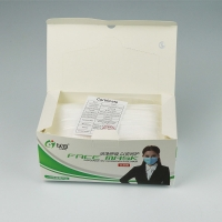 Quality Medical Grade Dust Proof 3 Ply Non Woven Face Mask wholesale