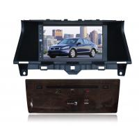 Quality Honda Accord GPS Navigation Systems For Cars With Bluetooth ARMV4 Software wholesale