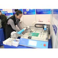 China Hottest Model CHMT48VA SMT Automatic Pick Place Machine + Vision System Linux Computer on sale