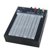 Quality Transparent 2390 Points Powered Breadboard ABS Solderless Breadboard Power wholesale