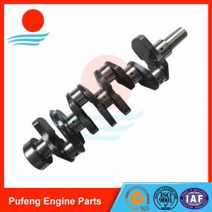 Quality CUMMINS engine spare parts suppliers A2300 crankshaft 4900930 4900899 3608833 used for forklift/excavator YUCHAI 35 wholesale