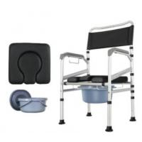 Quality Wholesale luxury disabled comfortable adjust bath shower commode chair wholesale