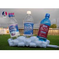 Quality OEM Customed Inflatable Wine Bottle / Inflatable Replicas Model For Advertising wholesale