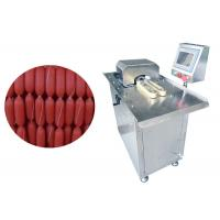 Quality Sausage Linker Meat Tying Machine Sausage Double Clipping Processing wholesale