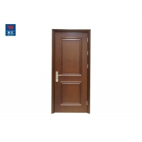 China Home Front MDF Internal Minimalist Wood Door on sale