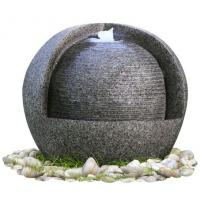 Quality Resin Material Sphere Water Fountain Outdoor With CE / GS / TUV / UL Certificate wholesale
