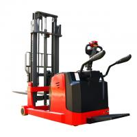 China Ac motor MAX lifting height 3000mm Counterbalance 1.5 ton Forklift without Legs on sale
