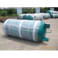 Quality Horizontal Air compressor tank replacement  for storage and distribution chlorine , propane wholesale