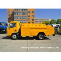 China DFAC Septic Tank Truck For Suction And Jetting Sewer With Hydrojet on sale