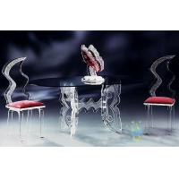 Quality FU (69) acrylic bar furniture set wholesale