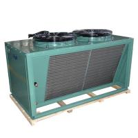 Quality Stable Performance Air Cooled Chiller Plastic Sprayed Surface Long Work Life wholesale