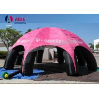 Cheap Promotion Outdoor Inflatable Tent , Inflatable Tent Event For Advertisement for sale