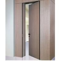 Quality Italy Desgins Cool Aluminum Frame Hidden Front Doors System Solution in Houses wholesale