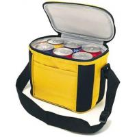 Quality polyester cool bag with heart,bottle cooler bag wholesale