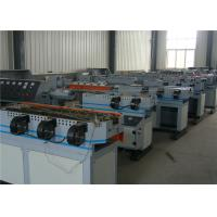 China PE Single Wall Corrugated Pipe Machine , Plastic Extrusion Lines on sale