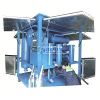 Quality Fully Enclosed Type Vacuum Heating Treatment Transformer Oil Purifier Machine 9000LPH wholesale