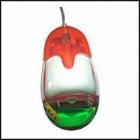 Quality 3D Optical Mouse with PS/2, USB and U/P Combo Ports Available wholesale
