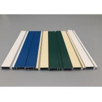 Quality Customized Powder Coated Aluminum Extruded ProductsAlloy 6063 T4 ISO Certification wholesale