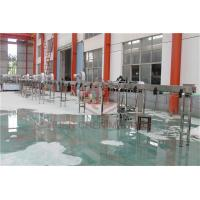 China OEM Glass Bottle Filling And Capping Machine / Small Scale Juice Bottling Equipment on sale