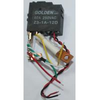 Quality Z3 60A 12 Volt Electronics Photovoltaic Relay Environmental Friendly wholesale