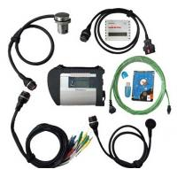 Quality MB SD Connect C4 Compact 4 Mercedes Star Diagnosis Tool for Mercedes benz cars and trucks mb star c4 wholesale