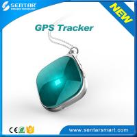Quality Triple positioning Luggage mini gps tracker with SOS button GPS Tracking system wholesale
