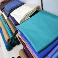 Quality White Color Arabian Robe Fabric 100% Spun Poly Fabric for Thobes wholesale