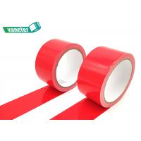 China Heat Resistant Cloth Duct Tape / 3m Cloth Adhesive Tape Natural Rubber on sale