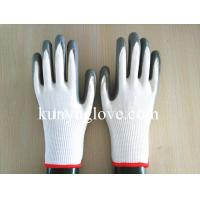 Quality cut resistant gloves with pu coating cut resistance gloves, HPPE gloves, chenyma gloves wholesale
