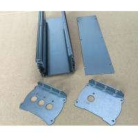Cheap Sand Acid Oxidation Aluminium Enclosures Aluminum Heat Sink 48*148*130 mm for sale
