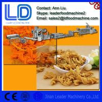 Quality Snack pellets food production line Capacity100-120kg / h Different shapes CE ISO wholesale