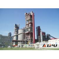 Quality Dry Or Wet Type Cement Cement Plant Kiln With Rotating Speed 0.26-2.63 r/min wholesale