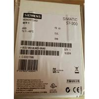 China Siemens 6ES7953-8LM31-0AA0 Industrial Automation Products S7 MICRO MEMORY CARD on sale