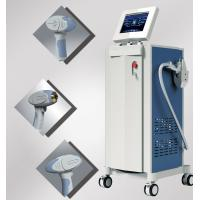 Quality Effective 808nm Diode Laser Facial Hair Removal Equipment Painfree For Women wholesale