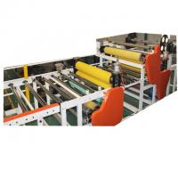 China PVC Film Coating Line / PVC Film for Gypsum Board Lamintion Machine on sale