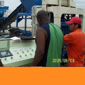 Quality Brick/ Block Production Line (PJ5-20) wholesale