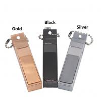 Quality Flameless Electric USB Rechargeable Lighter Zinc Alloy With Bottle Opener wholesale