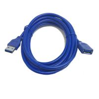 Cheap AM To AF 3M SSD Accessories , USB 3.0 Data Extension Cable Office for sale
