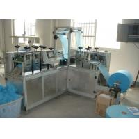 Quality 30g Automatic Nonwoven Fabric Machine Medical Disposable Sterile 5.5kw Output wholesale