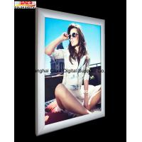 Quality Aluminum Frame Rectangle LED Acrylic Light Box with  50000 Hours Life wholesale