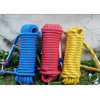 "Quality 1/2"" Polyester nylon Climbing rope line Rock Mountain Excellent wholesale"