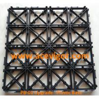 Quality PB-01 Upgrade Interlocking Plastic Base for decking tiles wholesale