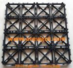 Quality PB-01 Upgrade Interlocking Plastic Base for decking tiles wholesale