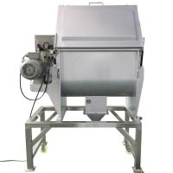 Cheap Animal Veterinary Medicine Dry Powder Blending Equipment Double Shaft for sale