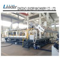 China Laminated Plastic Sheet Extrusion Line 0.2 - 4mm Thickness Pvc Sheet Production Line on sale