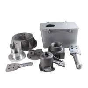 China Astm A356 B390 Aluminum Sand Casting Process Small Aluminum Parts on sale