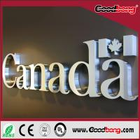 China Professional custom high quality acrylic backlit advertising letter sign on sale